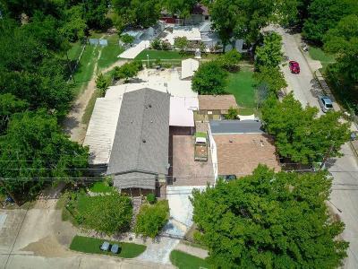 Dallas Single Family Home For Sale: 3237 Bataan Street