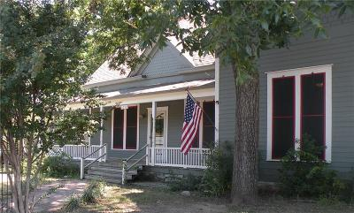 Stephenville TX Single Family Home For Sale: $185,000
