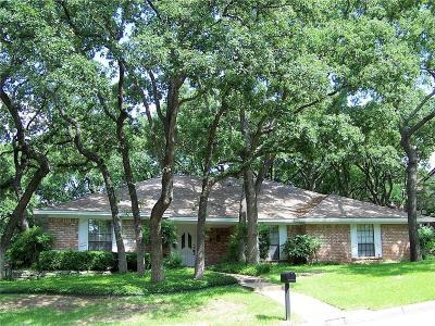 Arlington Single Family Home For Sale: 2209 Coolidge Drive