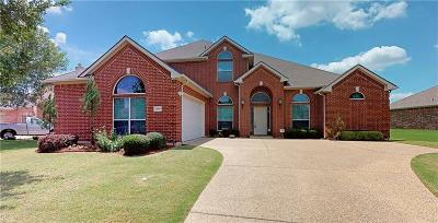 Corinth Single Family Home For Sale: 2905 Pottery Trail