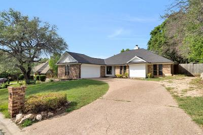 Fort Worth Single Family Home For Sale: 7804 Sugarland Drive