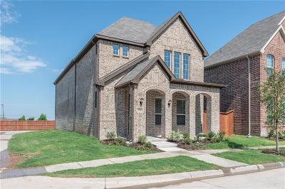 McKinney Single Family Home For Sale: 3720 Cliffstone Way