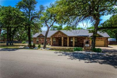 Azle Single Family Home Active Option Contract: 809 Red Bud Drive