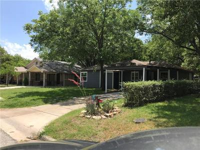 Grand Prairie Single Family Home For Sale: 801 Apache Trace