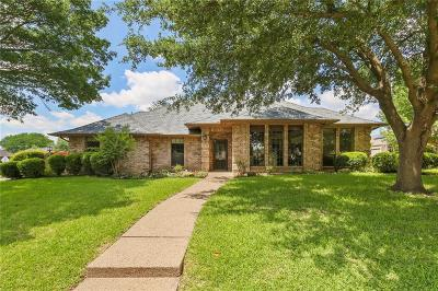 Plano Single Family Home For Sale: 3901 Carrizo Drive