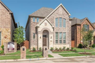 McKinney Single Family Home For Sale: 3708 Cliffstone Way