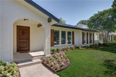Plano Single Family Home For Sale: 2709 Melrose Drive