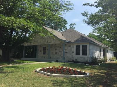 Fort Worth Single Family Home For Sale: 800 Edgefield Road