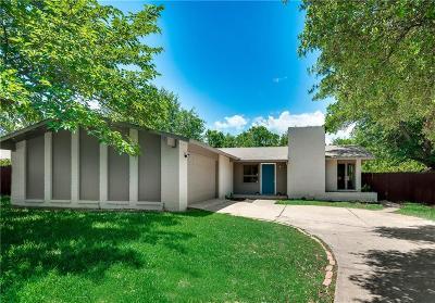 Single Family Home Active Option Contract: 3416 High Mesa Drive