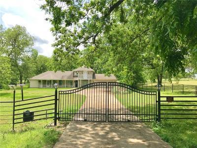 Aubrey Single Family Home For Sale