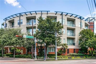 Dallas Condo For Sale: 2950 McKinney Avenue #303