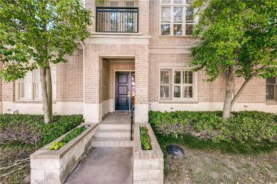 Dallas Townhouse For Sale: 2811 Thomas Avenue