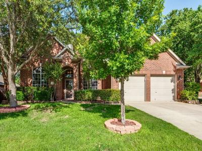 Grapevine TX Single Family Home Active Option Contract: $419,900