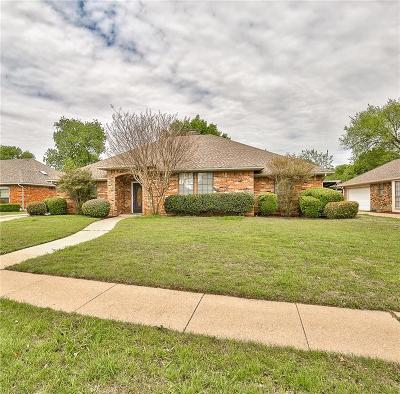 Plano Single Family Home For Sale: 3500 Hilltop Lane