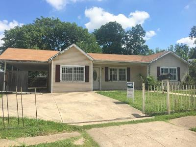 Dallas Single Family Home For Sale: 3303 Clydedale Drive