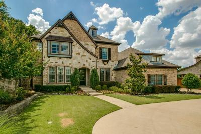 Coppell Single Family Home For Sale: 665 Knights Way