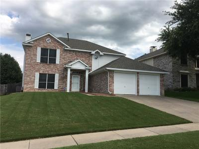 Grand Prairie Single Family Home For Sale: 4514 Marblearch Drive