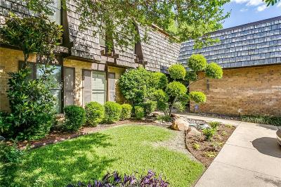 Fort Worth Townhouse For Sale: 3007 Hartwood Court