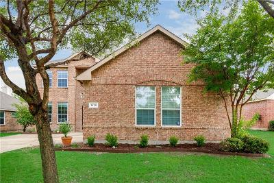 Allen Single Family Home For Sale: 1438 Sleepy Hollow Drive