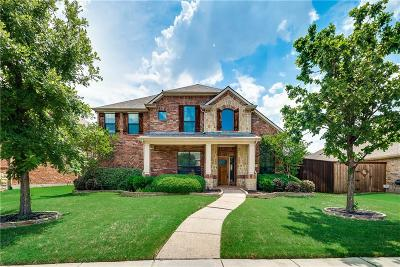 Frisco Single Family Home Active Contingent: 12676 Concho Drive