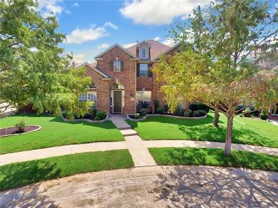 Lewisville Single Family Home For Sale: 2502 Sir Tristram Lane