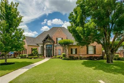 Colleyville Single Family Home For Sale: 1307 Bellefonte Lane