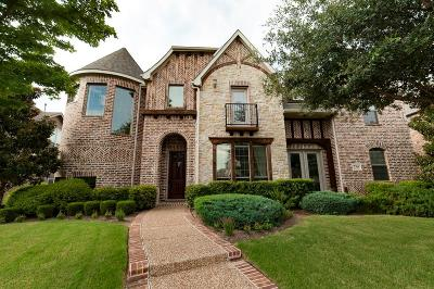 Allen Single Family Home For Sale: 1046 Hot Springs Drive