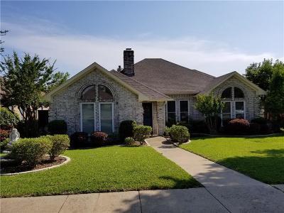 Carrollton Single Family Home For Sale: 1223 Pawnee Trail