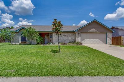 Sachse Single Family Home For Sale: 3625 6th Street