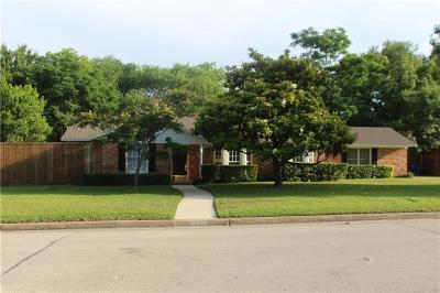 Dallas Single Family Home For Sale: 6408 Linden Lane