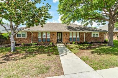 Carrollton Single Family Home For Sale: 1305 Tierra Calle