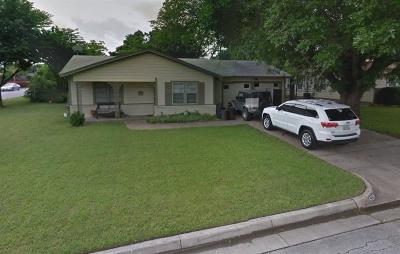 Haltom City Residential Lease For Lease: 5328 Madella Street