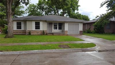 Garland Single Family Home For Sale: 1518 Lewis Drive