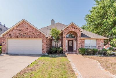 Grand Prairie Single Family Home For Sale: 2611 Baxter Drive