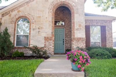 Allen Single Family Home For Sale: 1714 Briarhollow Drive