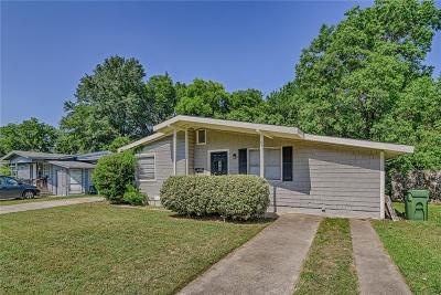 Arlington Single Family Home For Sale: 600 Lombardy Lane