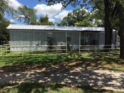 Teague Single Family Home For Sale: 247 Club Lake Rd, Gate 6