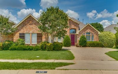 McKinney Single Family Home For Sale: 6716 Stony Hill Road