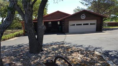 Eastland Single Family Home For Sale: 12601 Highway 6
