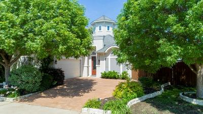 Allen TX Single Family Home For Sale: $457,500