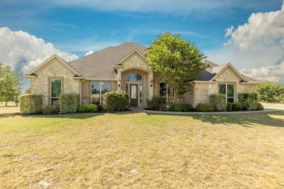 Aledo Single Family Home For Sale: 101 Branch Hollow Lane