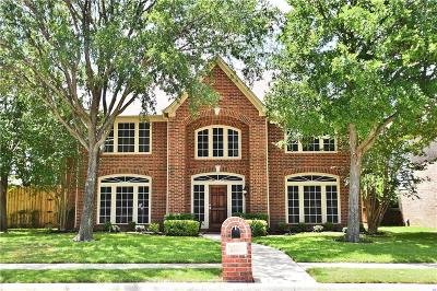 Keller Single Family Home For Sale: 1524 Lakeview Drive
