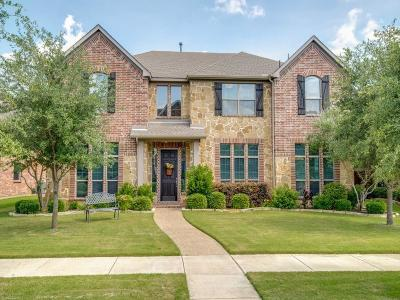 Frisco Single Family Home For Sale: 3232 Woodbine Trail