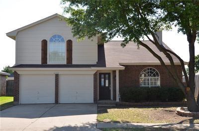 Arlington Single Family Home For Sale: 6507 Jennie Lane