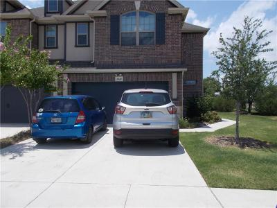 Plano Townhouse For Sale: 2245 Caniesto Street