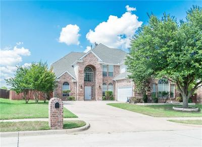 Plano Single Family Home Active Contingent: 2601 Royal Troon Drive