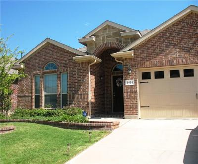 Arlington Single Family Home For Sale: 5109 Walsh Drive