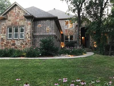 Keller Single Family Home For Sale: 2100 Ravenwood Drive