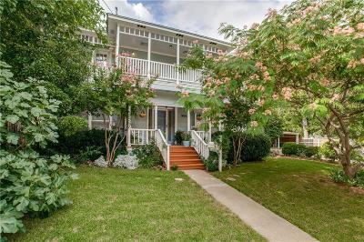 McKinney Single Family Home For Sale: 906 Howell Street