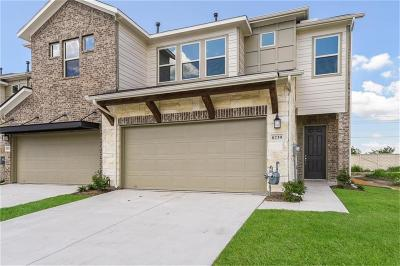 Townhouse For Sale: 8239 Snapdragon Walk
